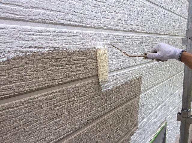 外壁塗装_下塗り